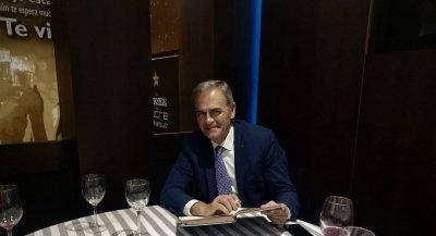 Carmelo Encinas, un genuino periodista en Sucre
