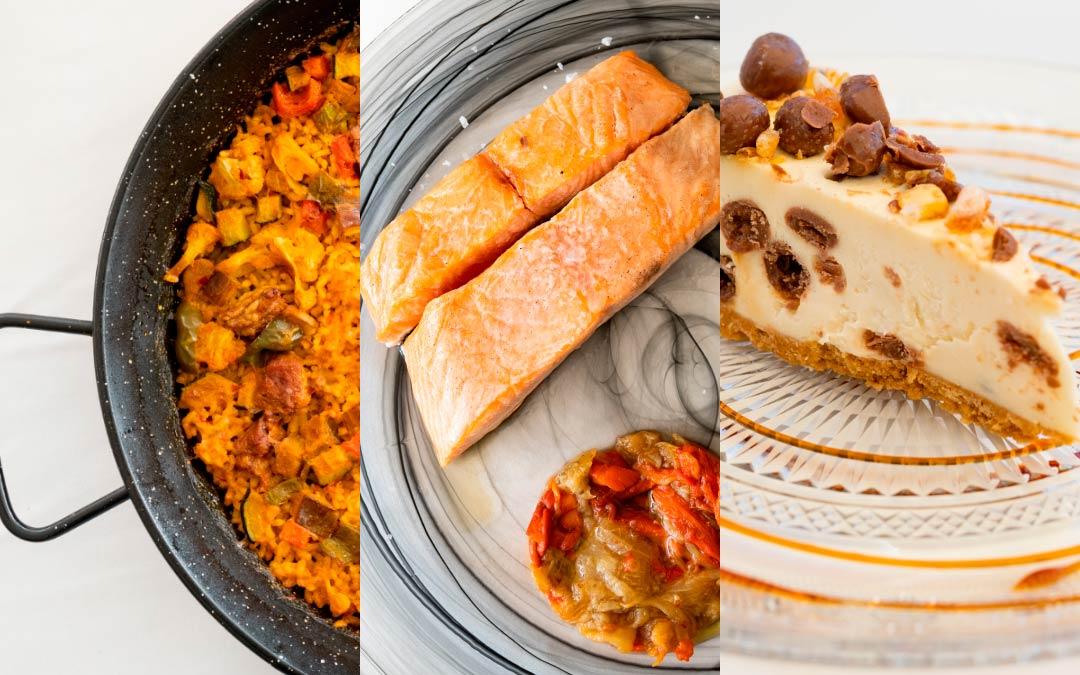 Menús del Día en Restaurante Sucre